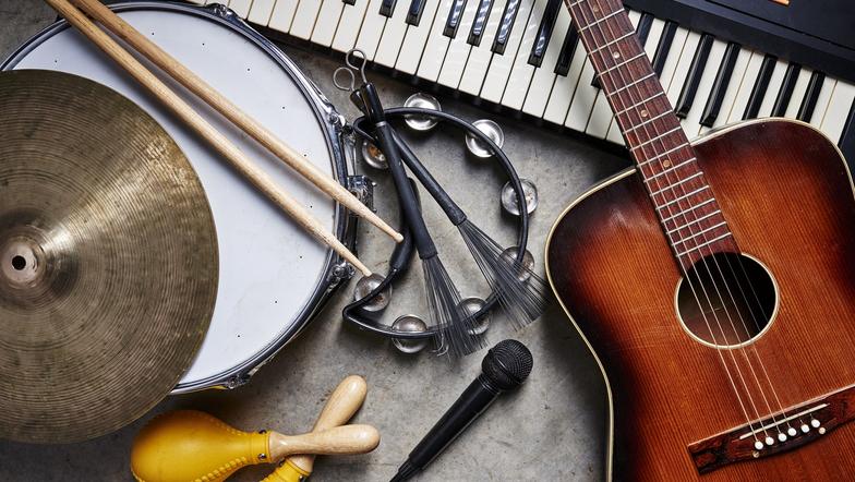 Rytmiske instrumenter